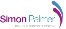 Keyhole Bunion Surgery | Simon Palmer Logo